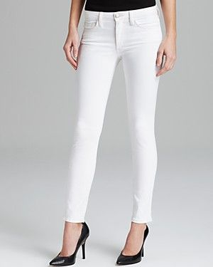 Juniors White Jeans Ye Jean