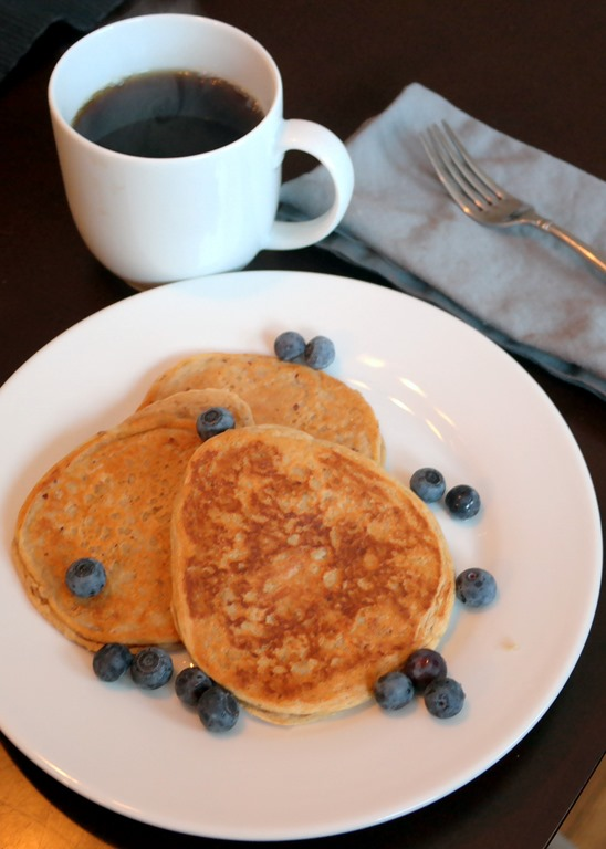 Simple Protein-Packed Pancakes