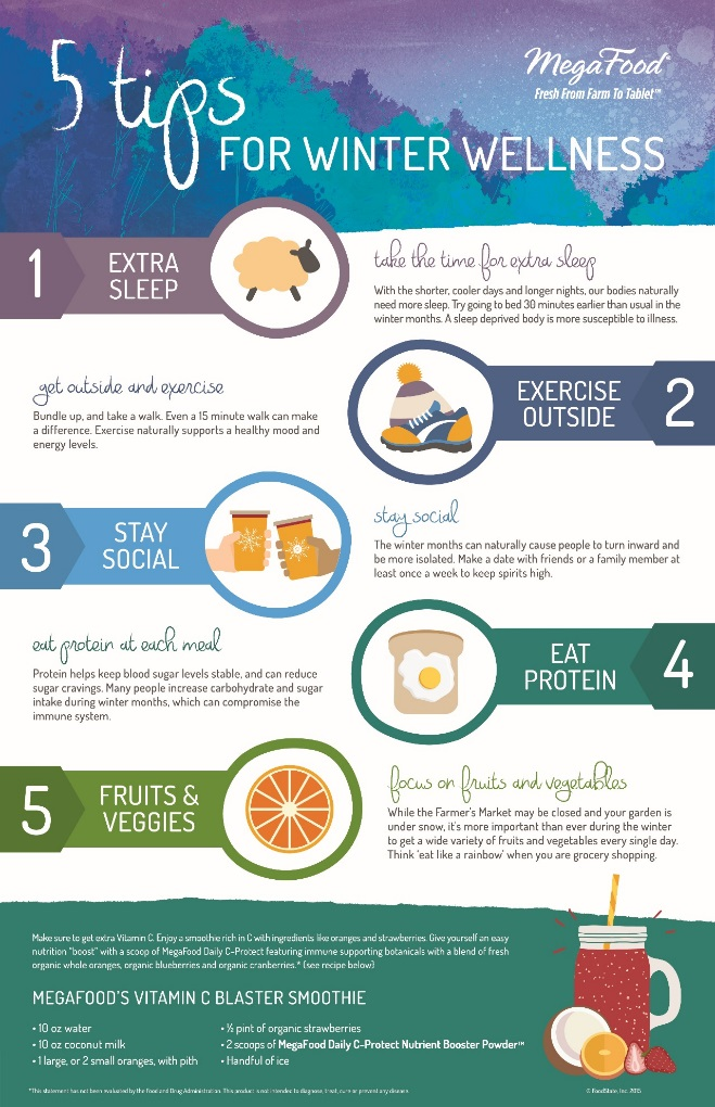 5 Tips For Winter Wellness A Foodie Stays Fit