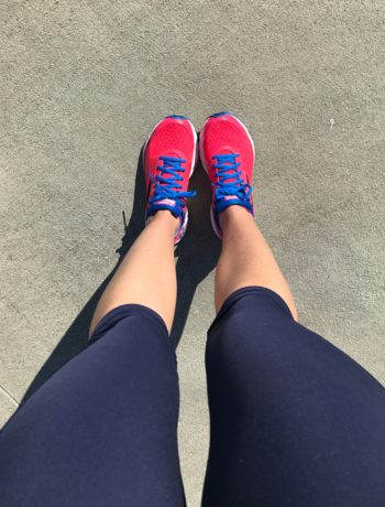 women's brooks launch 3 review