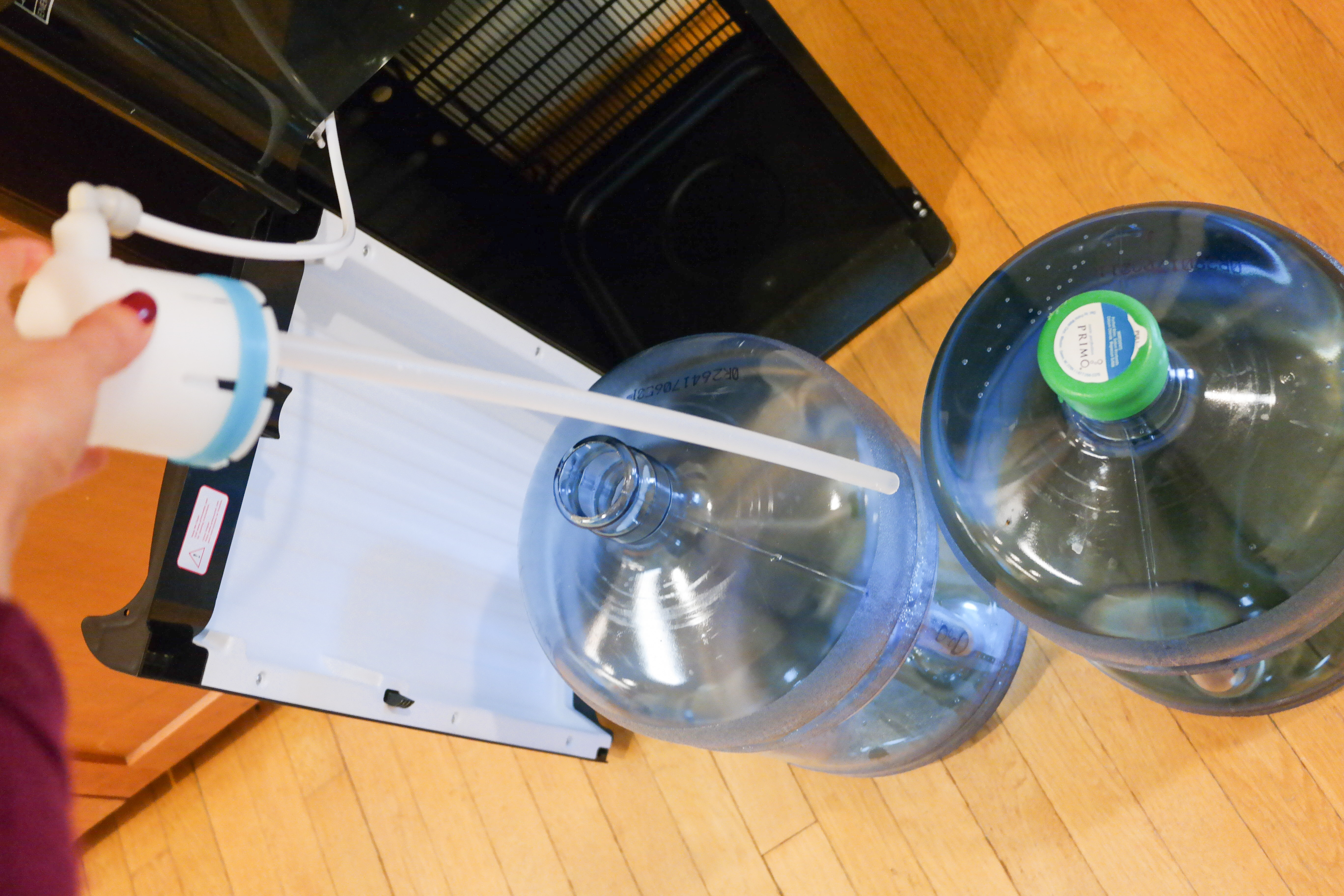 there are a few other reasons i like having the water dispenser including ease customer service water quality with primo water
