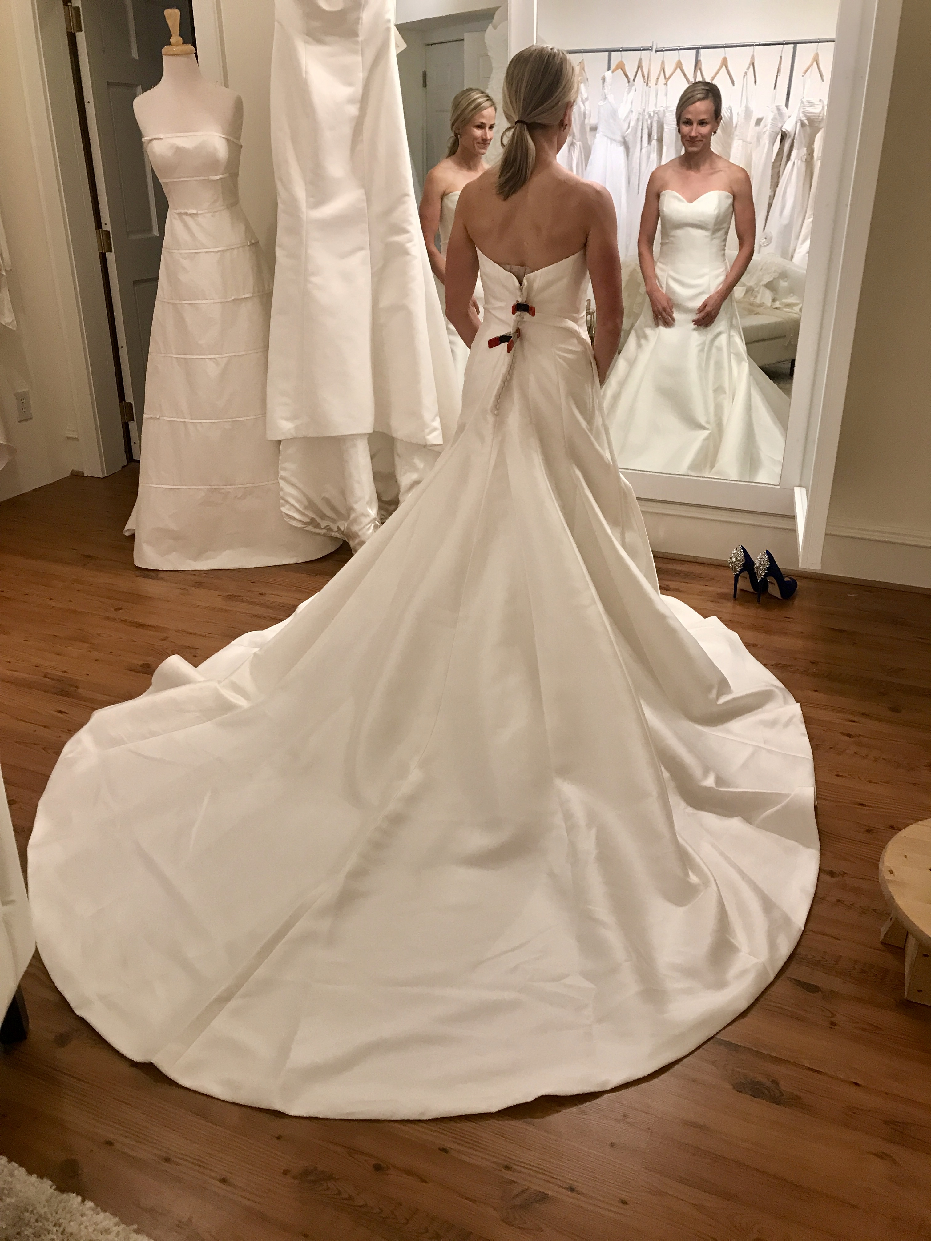 Dresses I Didn 39 T Buy Review Of Wedding Dress Shops In